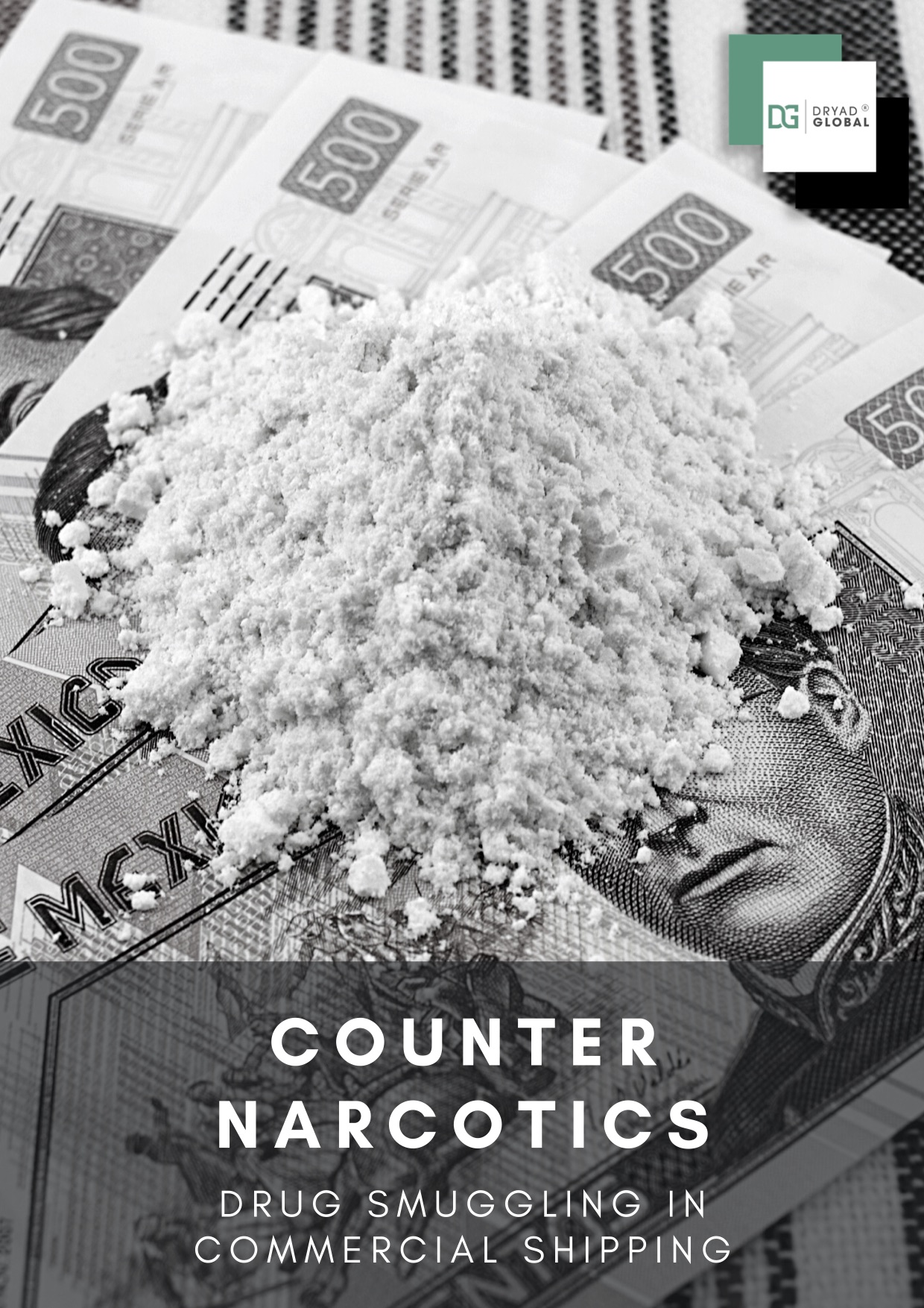 Dryad - Counter Narcotics Cover JPEG